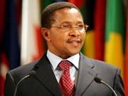 Le président tanzanien entame sa visite au Vietnam