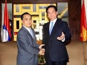 VN-Laos: achèvement en 2014 du projet de bornage frontalier