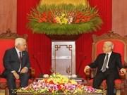Le président du Panama termine sa visite au Vietnam