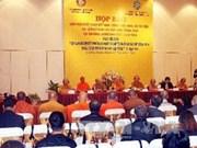 Préparatifs de la fête bouddhique du Vesak 2014