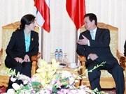 Vietnam et Thaïlande visent un partenariat stratégique