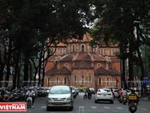 La Cathédrale Notre-Dame de Saigon