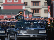 Parade de la Victoire à Moscou en 2016