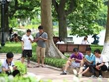 Hanoï installe le wifi gratuit autour du lac Hoàn Kiêm