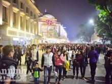 Le Vietnam salue le Nouvel An 2017