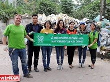 """Keep Hanoi Clean"" contribue à rendre Hanoï plus propre"