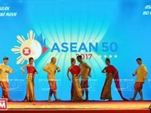 La diversité culturelle de l'ASEAN s'expose à Hô Chi Minh-Ville