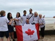 De belles empreintes culturelles pour les jeunes de l'APEC