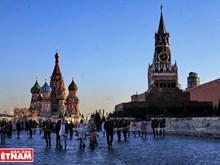 Kremlin de Moscou, lieu historique impressionnant