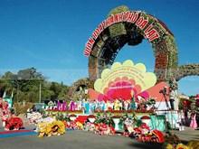 Balade dans les allées du 7e Festival des fleurs de Da Lat