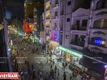 """Bui Vien, la """"rue des Occidentaux"""" à Ho Chi Minh-Ville"""