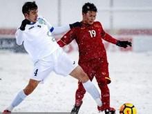 Les exploits du Onze vietnamien lors du Championnat d'Asie U23 2018