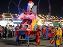 Le carnaval de Ha Long démarre avec un défilé coloré