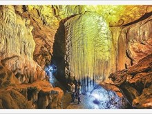 Beauté poétique du géoparc de Cao Bang