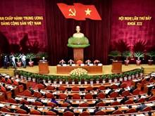 Le 7e Plénum du Comité central du Parti