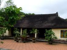 La beauté de l'ancien village de Phuoc Tich