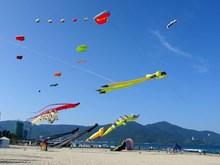 Fête des cerfs-volants haute en couleurs à Dà Nang