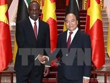Le Premier ministre mozambicain en visite officielle au Vietnam