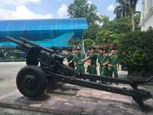 Le Musée de l'Histoire militaire du Vietnam