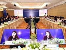 APEC : 2e réunion du Partenariat politique sur les femmes et l'économie à Thua Thiên-Huê