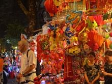 La rue Hàng Ma au rythme de la Fête de la mi-automne