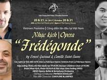 """L'opéra français """"Frédégonde"""" sera joué pour la première fois depuis plus d'un siècle"""