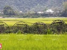 Les norias de Nà Khuong