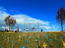 Le col de Pha Din, l'un des quatre plus grands cols du Nord-Ouest