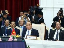 Le PM Nguyên Xuân Phuc au 2e sommet de coopération Mékong-Lancang