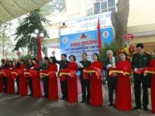 Ouverture du Centre d'études médicales Vietnam-Allemagne