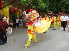 À la découverte du Têt à la citadelle royale de Thang Long-Hanoï