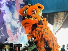Les envoûtantes danses du lion et du dragon