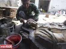 Efforts pour préserver le village de fonderie de cuivre à Dai Bai