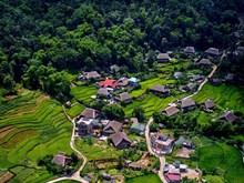 La beauté de Ha Giang en été