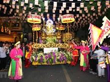 Grande fête à Hanoï en l'honneur de l'anniversaire de Bouddha