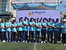 Journée de la famille de l'ASEAN célébrée au Cambodge