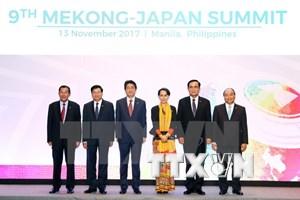 Le Premier ministre Nguyen Xuan Phuc au 9e Sommet Mékong-Japon