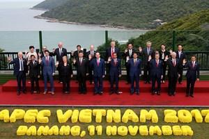 APEC 2017 : les médias étrangers louent le succès diplomatique du Vietnam