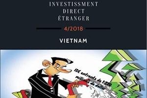 Investissement direct étranger au Vietnam en avril 2018