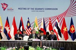 Le Vietnam assiste à des réunions du SEANWFZ et de l'AICHR à Singapour