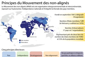 Principes du Mouvement des non-alignés