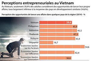 Perceptions entrepreneuriales au Vietnam