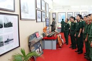 L'exposition itinérante sur Hoàng Sa et Truong Sa du Vietnam à Thai Nguyên