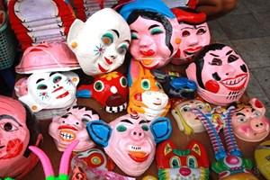 Les jouets traditionnels de la Fête de la mi-automne