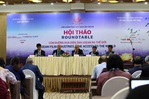 Donner au cinéma de l'ASEAN une dimension internationale