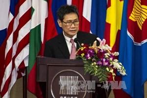 L'ASEAN tient en haute estime le rôle de la Chine dans la région