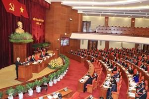 Ouverture du 7e plénum du Comité central du Parti communiste du Vietnam