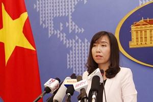 Le Vietnam proteste contre la violation taiwanaise de sa souverainté