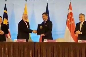 L'Iran adhère au Traité d'amitié et de coopération de l'ASEAN