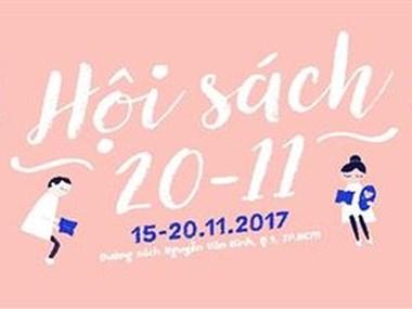HCM-Ville: Journée du livre en l'honneur de la Journée des enseignants du Vietnam